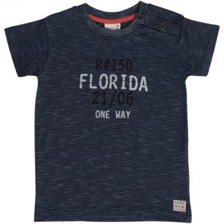 HUST & CLAIRE | STRIBET FLORIDA T-SHIRT