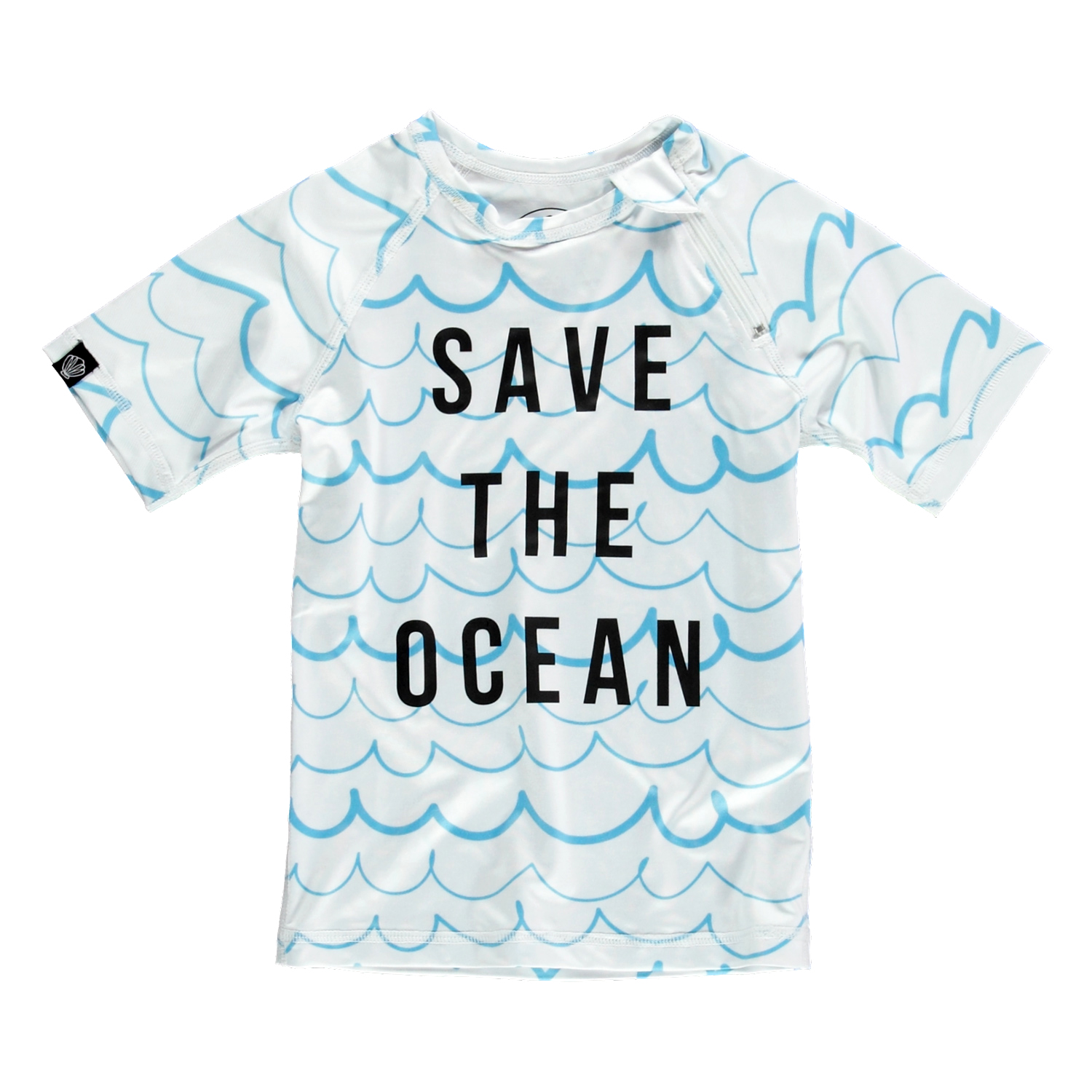 BEACH & BANDITS | SAVE THE OCEAN UV50 BLUSE (STR. 92-122)
