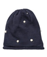 MINI A TURE | CILIA STRIKHUE MED DOTS - BLUE NIGHTS