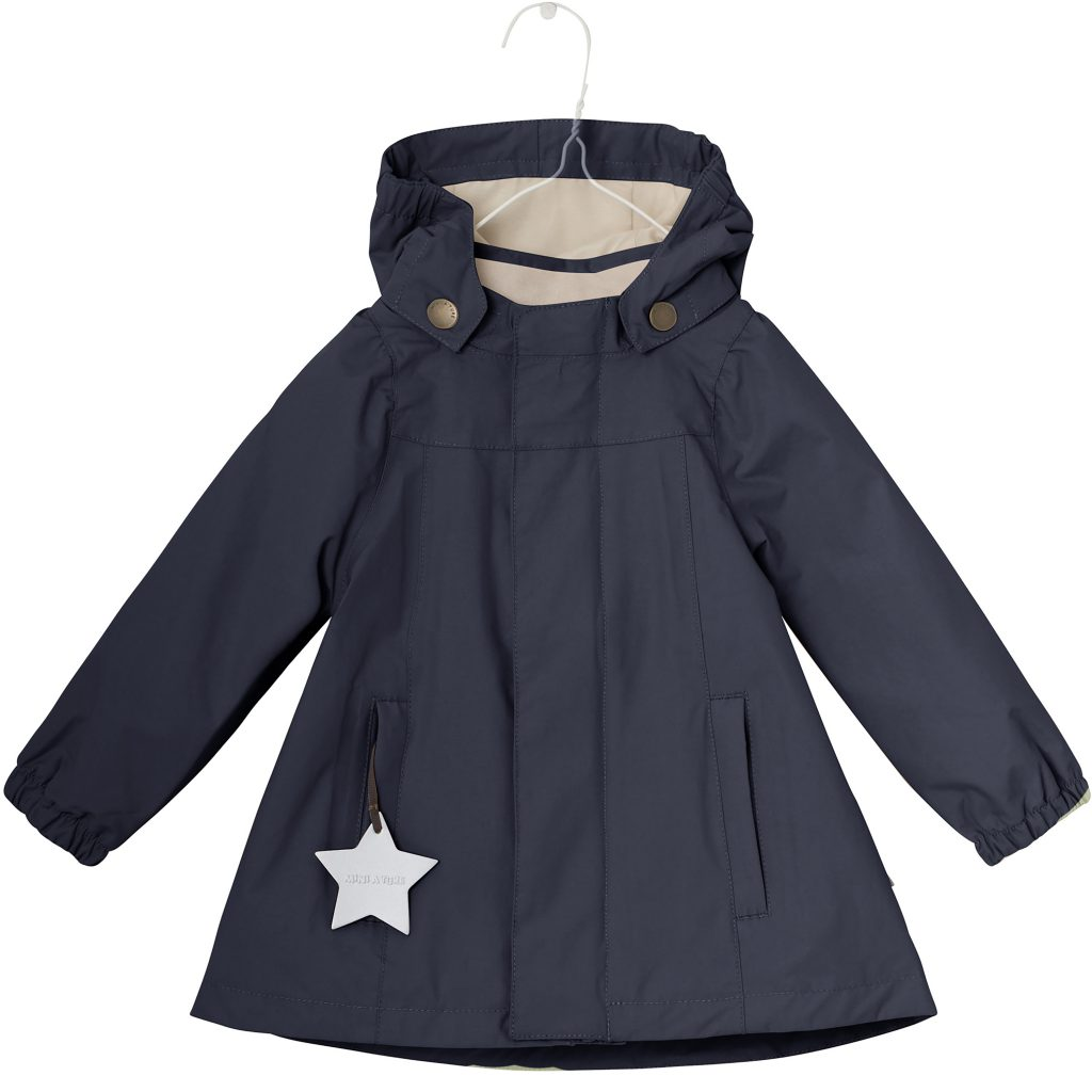 d65f71a0 MINI A TURE   WILJA OVERGANGSJAKKE FORÅRSJAKKE - BLUE NIGHTS (92-116) - Køb  online her! - Little Modern