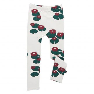 CARLIJNQ | LEGGINGS - WATERLILLY