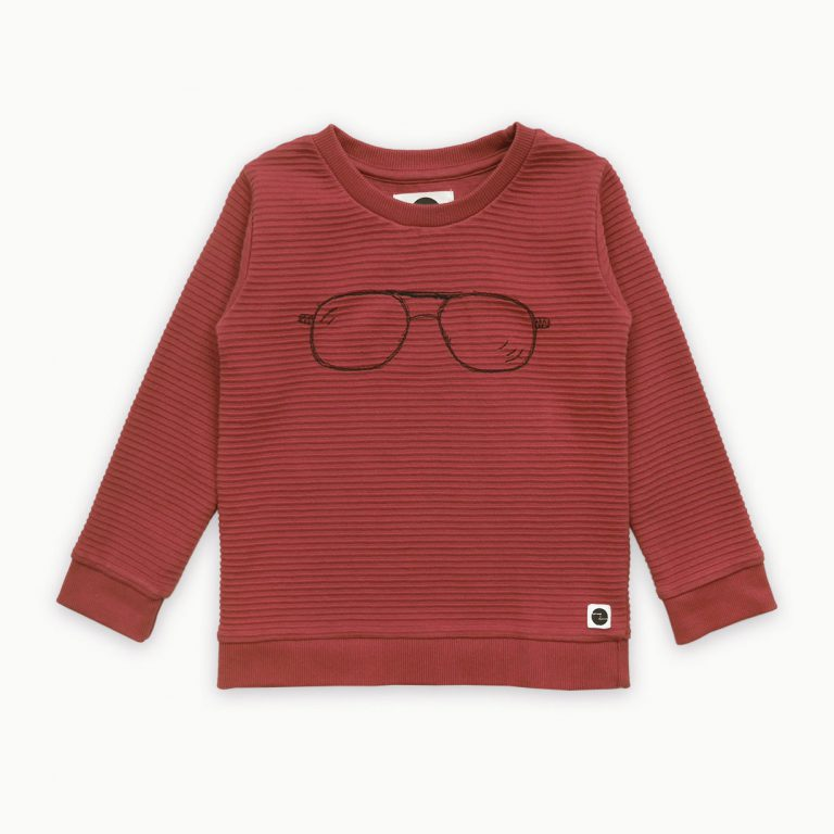 SPROET & SPROUT | SWEATER - GLASSES