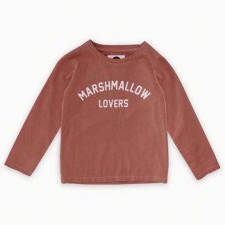 SPROET & SPROUT | BLUSE LANGÆRMET - MARSHMALLOW LOVER
