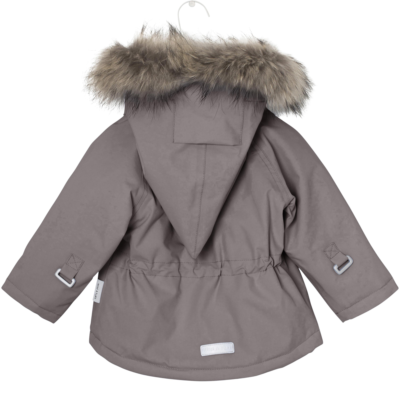 mini a ture vinterjakke pels