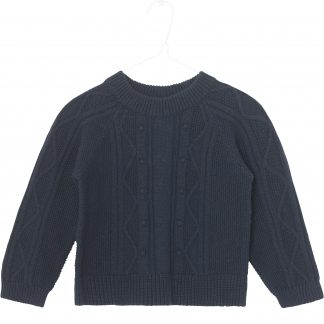 MINI A TURE | TINNO BLOUSE - NAVY STRIK