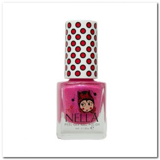 MISS NELLA | NEGLELAK - TICKLE ME PINK