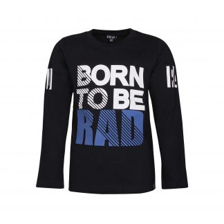 KIDS-UP | T-SHIRT, BORN TO BE RAD