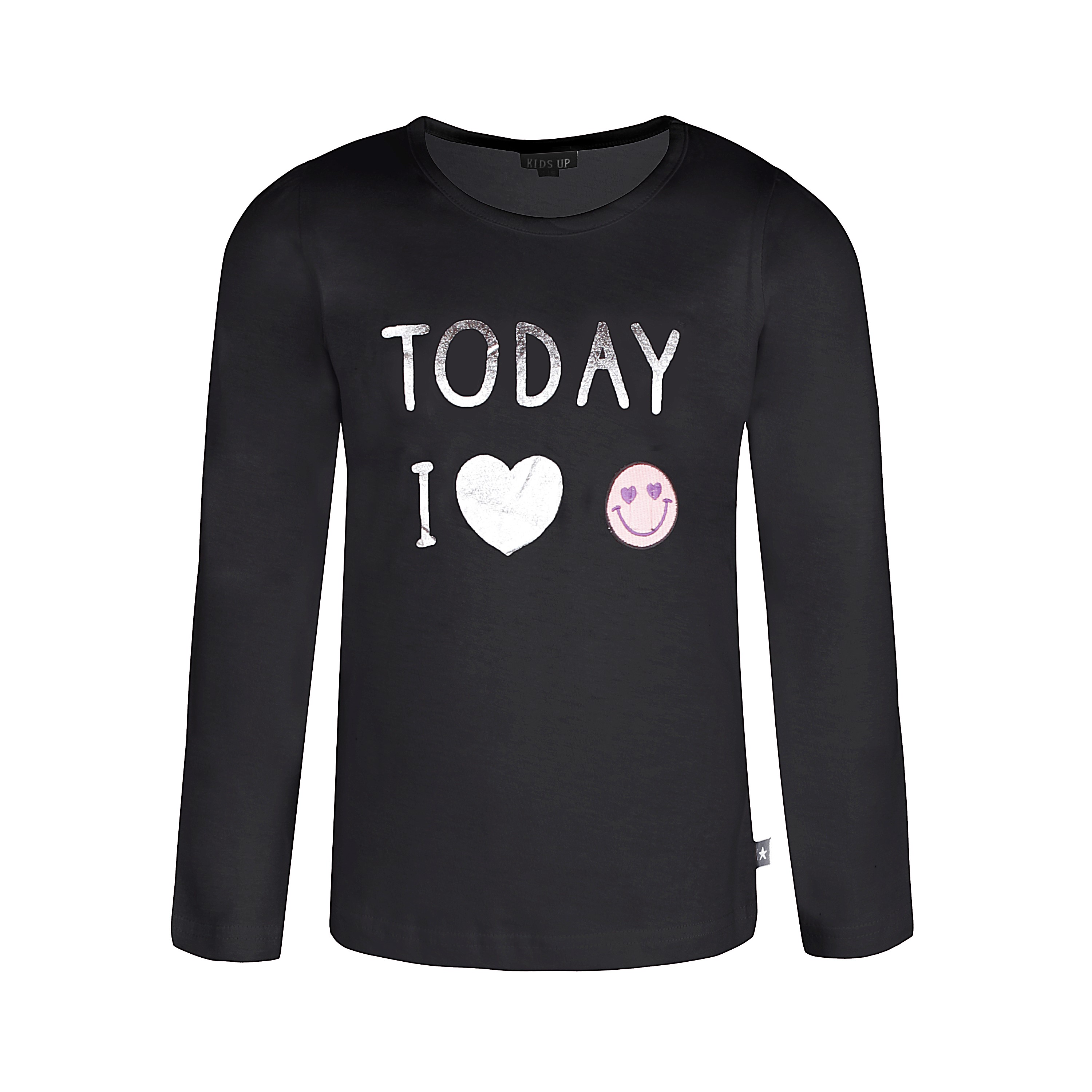 KIDS-UP | T-SHIRT, TODAY I ♥