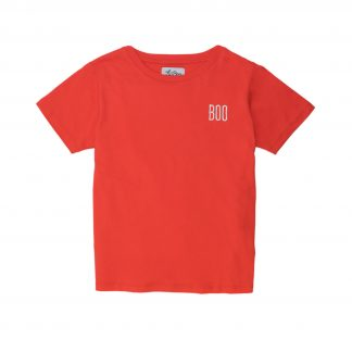 LIL'BOO | BOO T-SHIRT RED