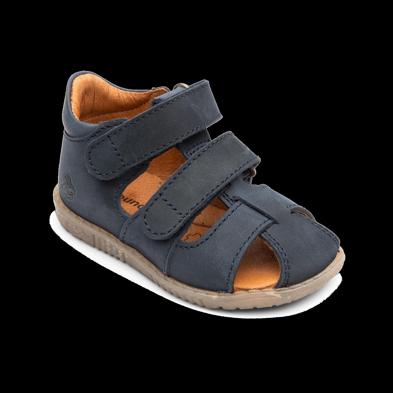 9a885d1f930 BUNDGAARD | RANJO II SANDAL, NAVY - Årets sandal!