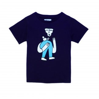 LIL'BOO | LB BIRD T-SHIRT, NAVY