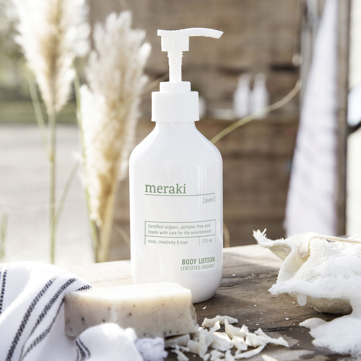 MERAKI | PURE - BODY LOTION