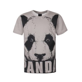 KIDS UP | KLEIN PANDA T-SHIRT - NOUGAT