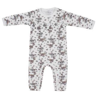 KIDS UP BABY | BLOMSTER HELDRAGT - HVID