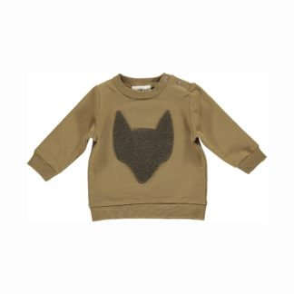 GRO | SWEAT, PINE BROWN