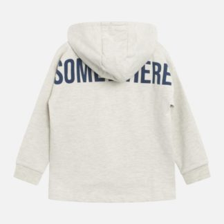 HUST AND CLAIRE | SNORRE SWEATSHIRT - GRÅ