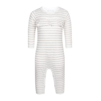 KIDS UP BABY | STRIBET HELDRAGT - CREME