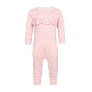 KIDS UP BABY   STRIBET HELDRAGT - ROSA
