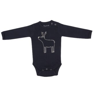 KIDS UP BABY | BODY RENSDYR - NAVY