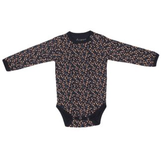 KIDS UP BABY | BODY MED BLOMSTER - NAVY