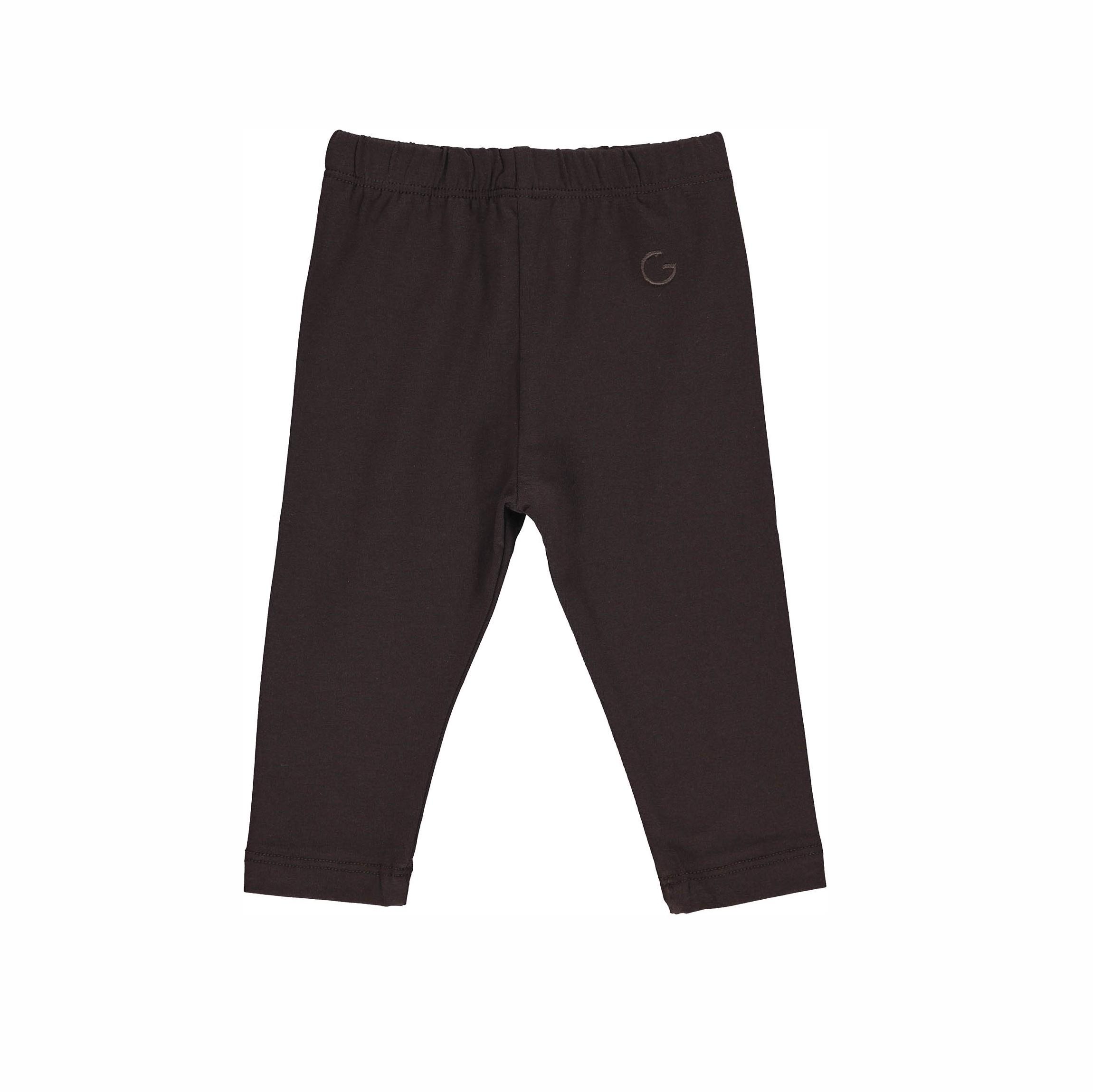 GRO | LEGGINGS, BLACK BROWN